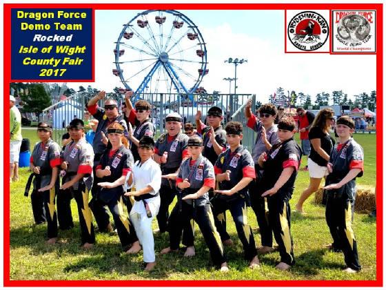 National Karate Team